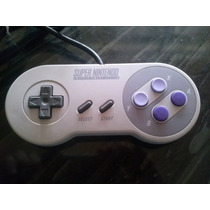 Controle Super Nintendo Original