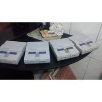 Super Nintendo 1jogo E Controle