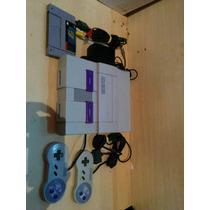 Super Nintendo Com Mario World