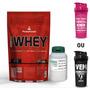 Combo Pump Muscular - Power Whey + Dilatex + Coqueteleira