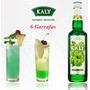 Soda Italiana - 6 Garrafas Kaly 700ml Sabores Diversos