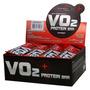 Vo2 Slim Protein Bar 24 Unid. - Morango - Integralmédica