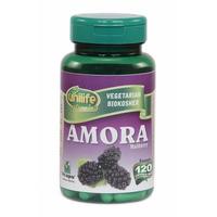 Amora 120 Cápsulas 500mg Unilife Vitamins + Frete Grátis