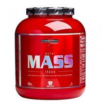 Nutri Mass 15000 - 3,0 Kg - Integralmédica - Morango