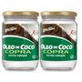 Kit 2 Potes Óleo De Coco Copra 500ml Extra Virgem Frete Grat