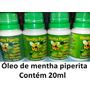 Kit Com 12 Oleo Copaiba,sucupira E Menta Piperita Apenas***