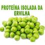 Proteína Concentrada De Ervilha 80% 1kg Natural