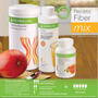 Kit Fiber Mix Seca Barriga 480 Herbalife Brinde Frete Grátis