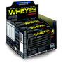 Whey Bar Probiótica - 24und 40g - Sabor: Amendoim