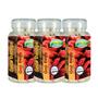 Farinha Seca Barriga Goji Berry Kit 540 Cápsulas + Brinde