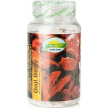 Seca Barriga Goji Berry 800mg 180 Caps Nutri Gold