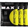 Kit Whey Pro - 4500g - Max Titanium - Vitamina De Frutas
