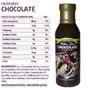 Calda Doce Walden Farms - Sabor Chocolate