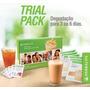 Shake E Chá Para O Desafio 3/5 Dias Trail Pack Herbalife