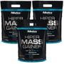 Combo 3 X Hiper Mass Gainer 9kg - Atlhetica