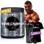 Bone Crusher - 300g - Black Skull - Yellow Fever