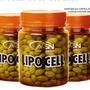 Lipocell - Termogênico Queimador De Gordura Natural