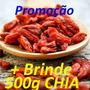 Goji Berry 500g/castanha De Cajú 500g/castanha Do Pará 1kg