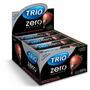 Barra De Cereal Trio Zero Açúcar - Morango/chocolate Cx 24