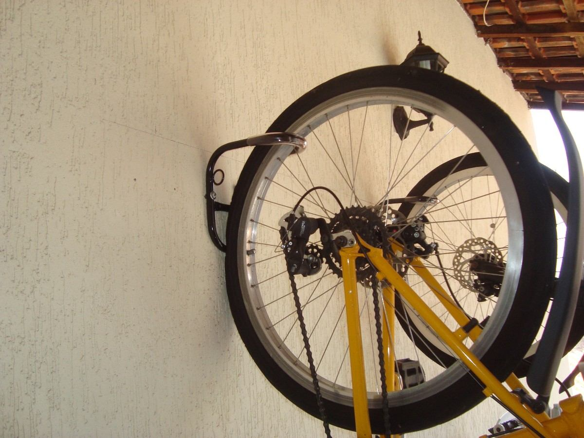 Suporte De Parede Para Bicicleta 5 Pictures to pin on Pinterest #B27818 1200x900