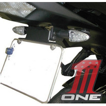 Suporte De Placa Xj6 Eliminador De Rabeta Yamaha Articulado