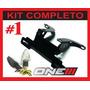 Eliminador Z 750 Kawasaki Moto Suporte De Placa Kit Completo