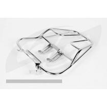Bagageiro Pro Tork Sansão Reforçado Aço Titan 150 Sport