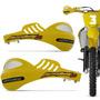 Protetor Mão Pro Tork 788 Universal Motocross Amarelo Enduro