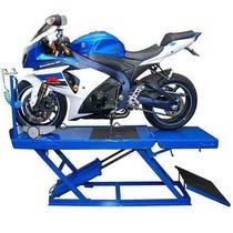 Elevador Pneumático Para Motos - Rampa Para Motos