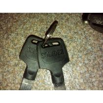 Kit Chave Ignição Xr200 Completa Com 3 Pecas