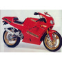 Manual De Serviço Moto Cagiva - Mito 125 - 1990 - Em Pdf