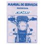 Manual Completo De Serviço Honda Cb 400 1983