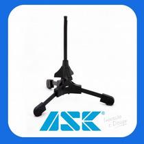 Suporte Ask S4 Rocket P/ Sax Clarinete Trompete Flauta + Nfe