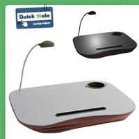 Mesa Suporte Apoio Notebook Netbook Tablet Leitura Luminaria