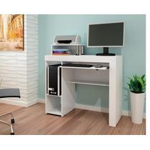 Mesa Computador Pc Home Office Escrivaninha Notebook Linda!