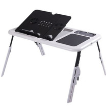 Mesa Notebook Dobrável Regulável 2 Cooler Usb
