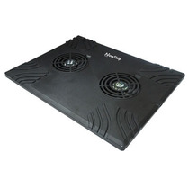 Base P/ Notebook Leadership Notebase Dual Fan Mania Virtual