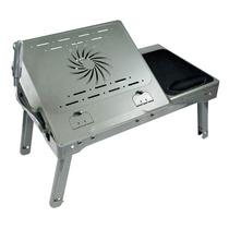 Mesa Notebook C/hub Usb Iluminação/cooler 9108 Mania Virtual