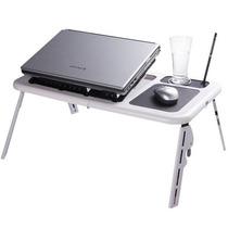 Mesa Multi Suporte Portátil Notebook Dobrável Cama Sofá