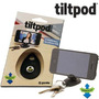 Chaveiro Suporte Magnético Tiltpod Iphone 4 4s P/ Foto Video
