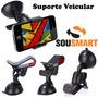 Suporte Celular Veicular Universal Iphone 4g 4gs 5 5c 5s 6