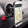 Suporte Automotivo Fixa N Saida Ar Gps Celular Smartphone Tv