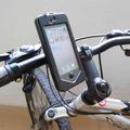 Suporte Rígido Iphone 4,5 Para Moto Ou Bike A Prova D
