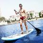 Prancha De Stand Up Paddle Inflável Nautika (aqua Marina)