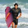 Short John Neoprene Macaquinho 1,5 M Borracha Tribord Surf