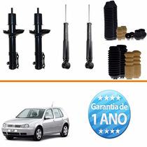 04 Amortecedor Golf 1999 2000 2001 2002 2003 2004 2005 + Kit