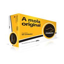 4 Molas Dianteira Traseira Polo Hatch 03/ Original Fabrini