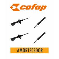 4 Amortecedores Clio 1.6 2005 2006 2007 2008 2009 Cofap