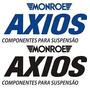 8 Buchas Bandeja Axios + 2 Bieletas Cofap Honda Civic 98/00
