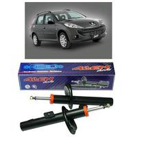 Par Amortecedor Dianteiro Peugeot 207 Sw 2006 A 2014 Novo